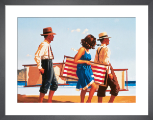 Sweet Bird of Youth by Jack Vettriano