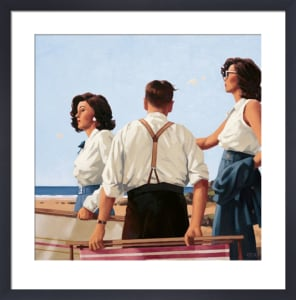 Young Hearts by Jack Vettriano
