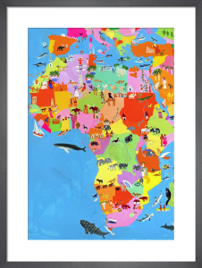 Africa by Christopher Corr