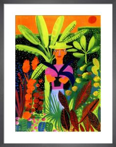 Dixter Tropical Garden by Christopher Corr