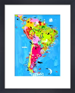 South America by Christopher Corr