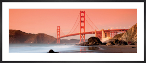 Golden Gate Bridge by Gary718