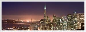 San Francisco at Night by Can Balcioglu