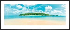 Caribbean Island by Sukharevskyy Dmytro Dmytro