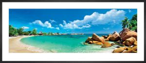 Seychelles Island by Michele Falzone