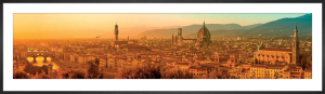 Florence, Italy by Hofhauser