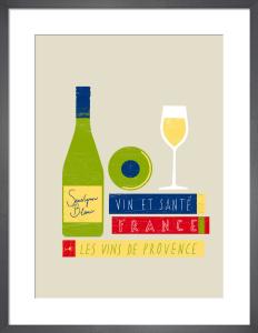 Les Vins de France by Ana Zaja Petrak