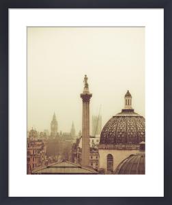 Old London Town by Keri Bevan
