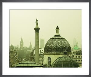 Rooftops of London by Keri Bevan