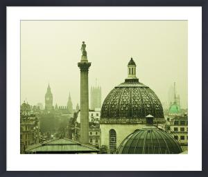 Rooftops of London by Keri Bevan