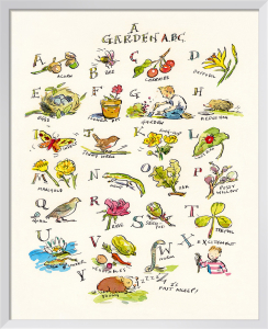 A Garden ABC by Claire Fletcher
