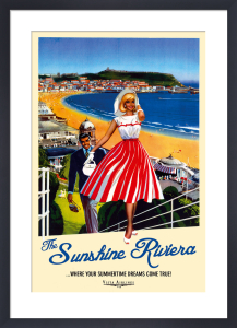 Sunshine Riviera by Sandra Jacobs