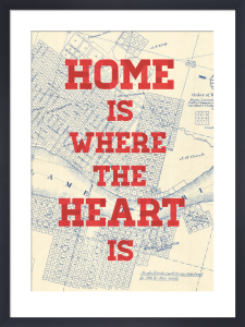 Home Is Where The Heart Is by Jeremy Harnell