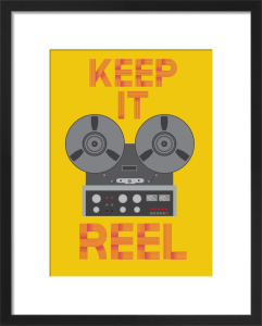 Keep It Reel by Jeremy Harnell