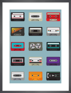 Mix Tapes by Jeremy Harnell