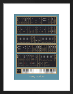 Moog Modular by Jeremy Harnell