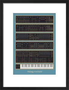 Moog Modular by Jeremy Harnell