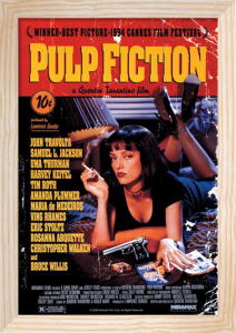 Pulp Fiction - Cover by Anonymous