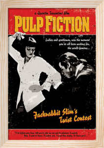 Pulp Fiction - Twist Contest by Anonymous