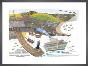 Newhaven II by Jane Robbins
