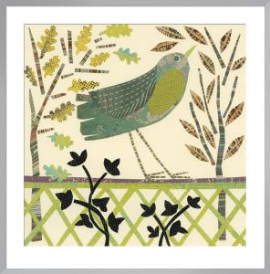 Trellis Bird by Jane Robbins