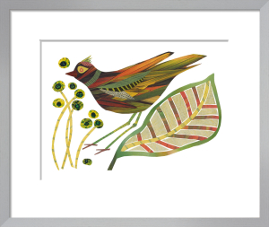 Grass Bird by Jane Robbins