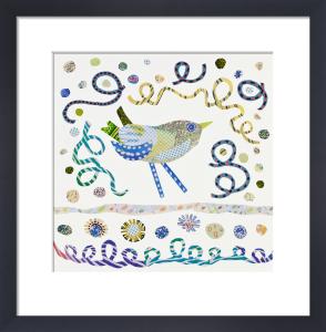 Curly Bird by Jane Robbins