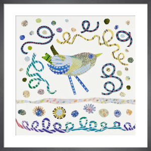 Curly Bird by Jane Robbins