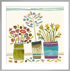 Window Sill by Jane Robbins