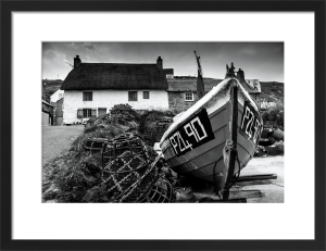Cornish Cottage by Scott Dunwoodie