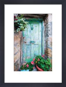 Cornish Doorway by Scott Dunwoodie