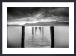 Lake District Jetty by Scott Dunwoodie