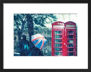Snowy London by Scott Dunwoodie