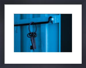 Spanish Key by Scott Dunwoodie