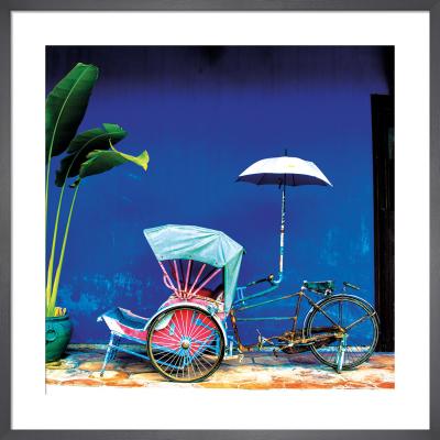 Trishaw by Scott Dunwoodie