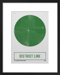 District Line by Nick Cranston