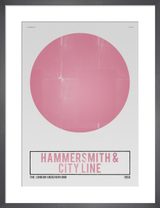 Hammersmith & City Line by Nick Cranston