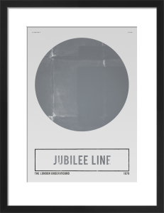 Jubilee Line by Nick Cranston