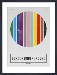 London Underground by Nick Cranston