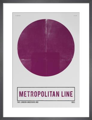 Metropolitan Line by Nick Cranston