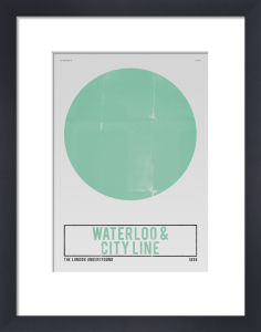 Waterloo & City Line by Nick Cranston