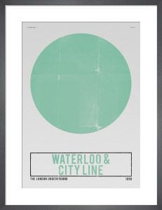 Waterloo & City Line by Nick Cranston