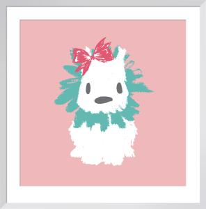 Showdog Pink by Sophy Henn