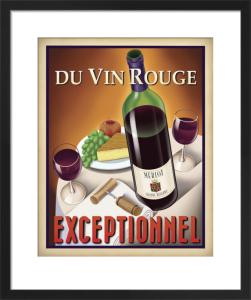 Du Vin Rouge Exceptionnel by Steve Forney