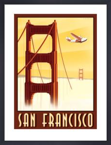 San Francisco by Steve Forney