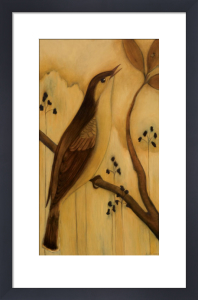 Bird IV by Linda Cullum
