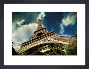 The Eiffel Tower (horizontal) by Mark Verlijsdonk