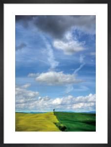 Tuscany 4 by Maciej Duczynski