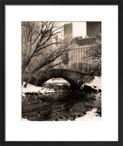 Central Park Bridges 4 by Christopher Bliss