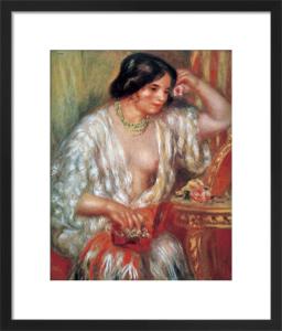 Gabrielle by Pierre Auguste Renoir
